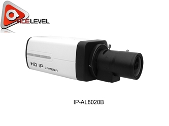 "AceLevel Premium 1/3"" CMOS Megapixel Box Camera  IP CAMERA,1080P, 2MP, NIGHT VISION, IP, HD CAMERA, Box camera"