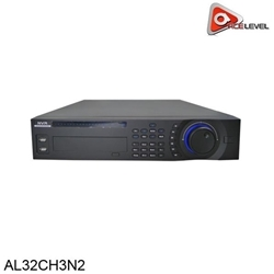 AceLevel 32 Channel NVR (Hard Drive not Included) 32 CHANNEL DVR, NVR DVR, IP DVR