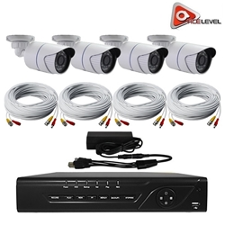 AceLevel 8 Channel HD AHD DVR Kit with 4 x 720p Night Vision Weatherproof Bullet Cameras and 1TB AceLevel, 8, eight, Channel, HD, AHD, DVR, Kit, with, 1TB, and, Four, 720p, Night, Vision, Weatherproof, Bullet, Cameras
