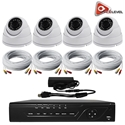 AceLevel 8 Channel HD AHD DVR Kit with 4 x 720p Night Vision Weatherproof Dome Cameras and 1TB AceLevel, 8, eight, Channel, HD, AHD, DVR, Kit, with, 1TB, and, Four, 720p, Night, Vision, Weatherproof, dome, Cameras