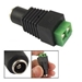 2.1 x 5.5mm Female Jack DC Power Adapter for CCTV Cameras - CON-FPA