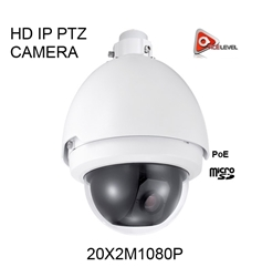 AceLevel HD IP PTZ Camera with 20 x Zoom - 20X2M1080P 20X HD CAMERA, IP CAMERA, PTZ CAMERA