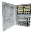 18 Camera Power 10 Amps Power Distribution Panel 18 Camera Power, 10 Amps, Power Distribution Panel, Power Box, CCTV Installation power box