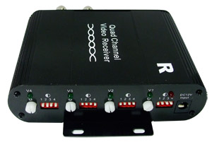 4 Channel Active Receiver