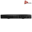 AceLevel 16 Channel HD AHD DVR: 720P/1080P, 2xSATA, 4/1 x RCA In/Out, 16 AHD/Analog Inputs, 8 IP Inputs, Dual Stream, 8CH Simultaneous Playback